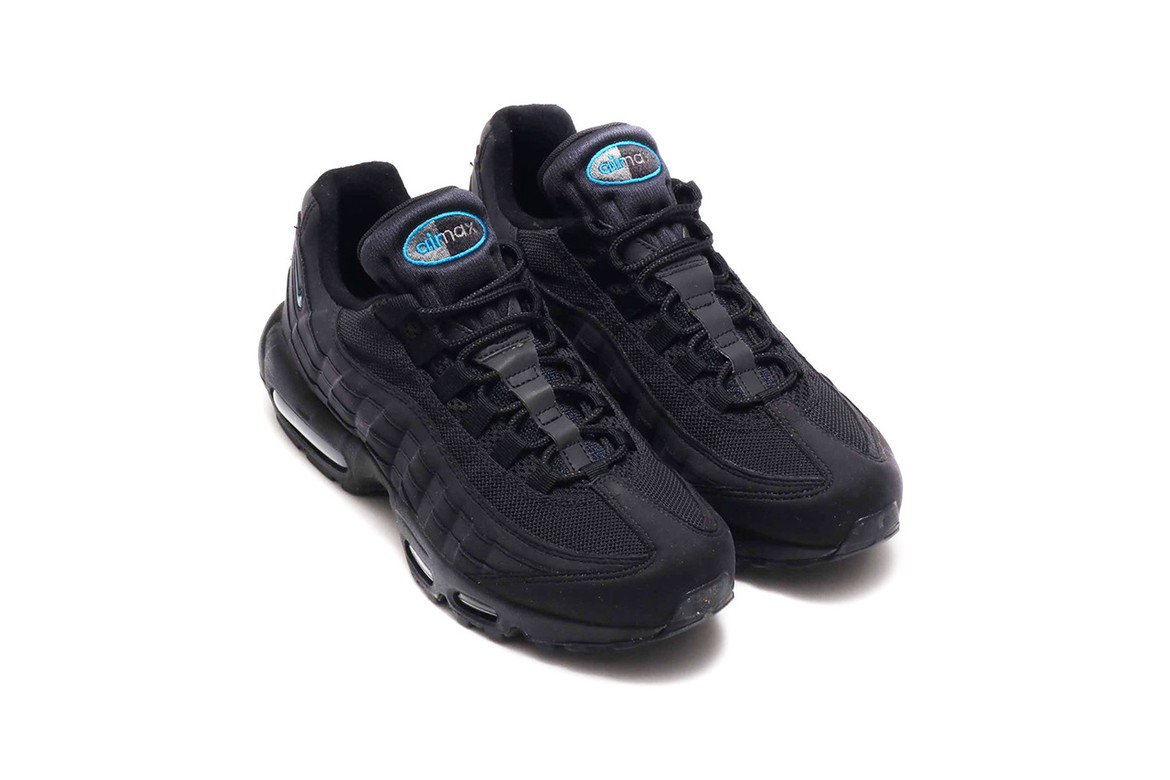 Atmos X Nike Air Max 95 Exclusive Black Colorway Hypebeast