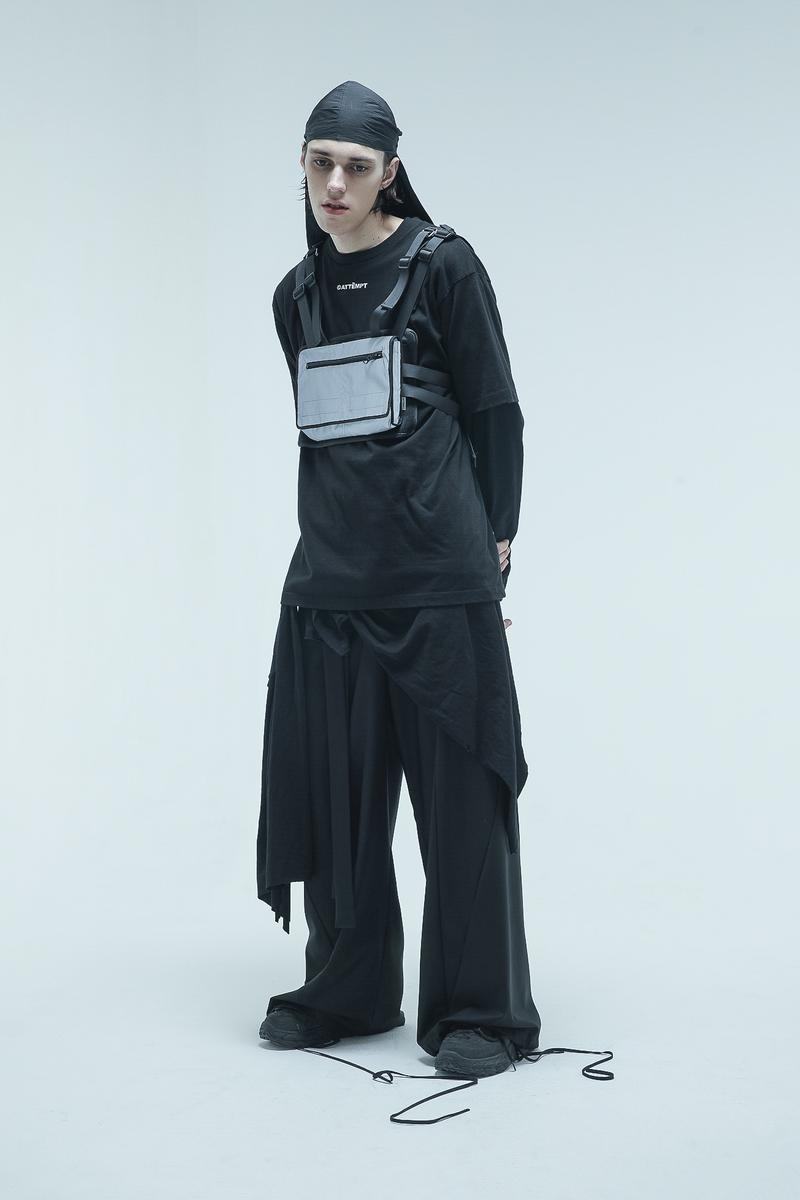 ATTEMPT Spring Summer 2019 The Side Effects Collection Lookbook