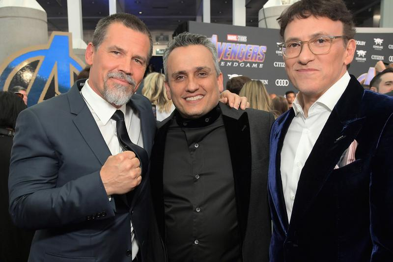 Russo Brothers Joe Russo Anthony Russo Avengers Endgame Magic: The Gathering Netflix Originals