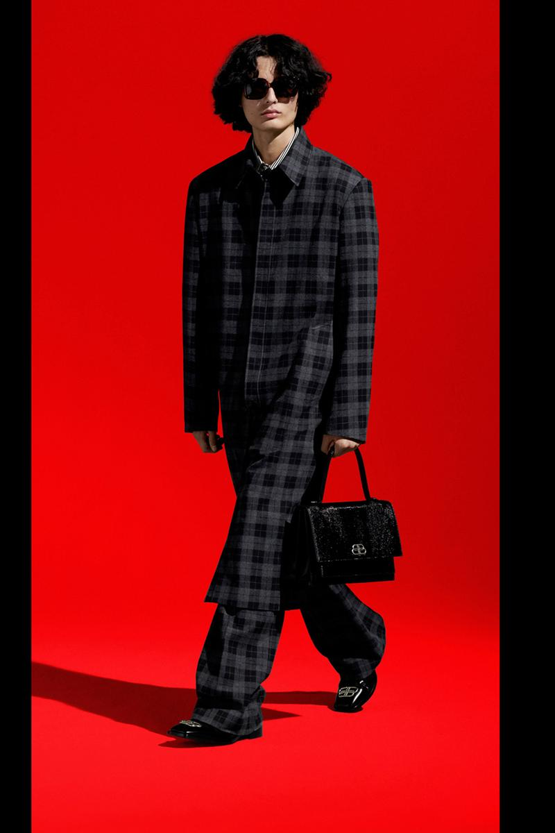 Balenciaga Pre-Fall 2019 Collection Lookbook fw19 demna gvasalia