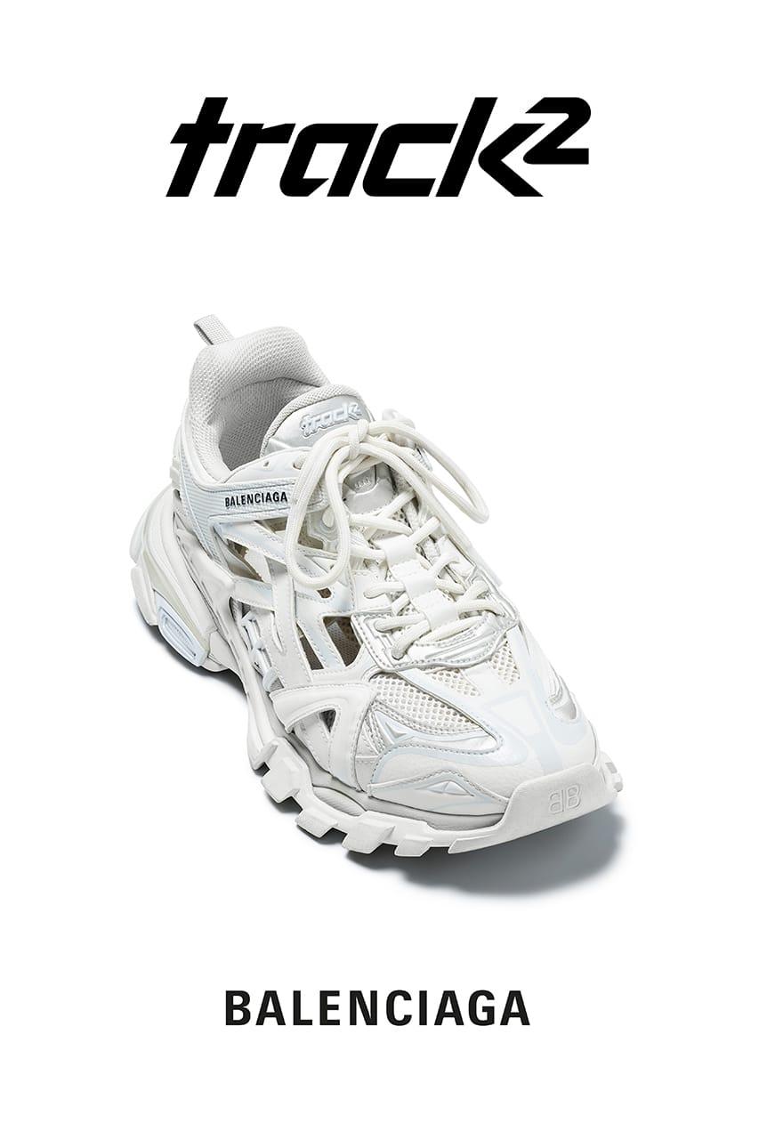 SSENSE Now live BALENCiAGA Track sneaker ssen se