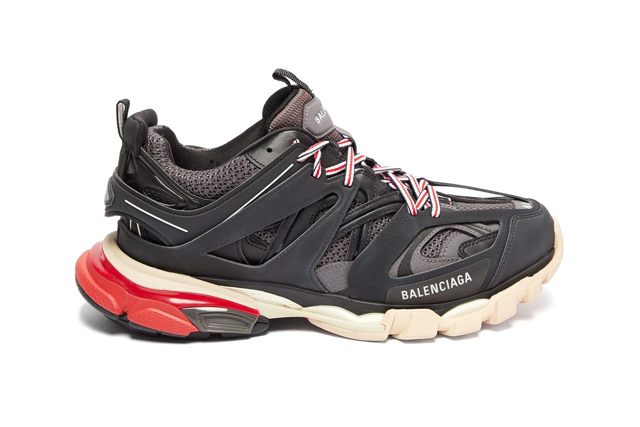 Balenciaga Newest Sneaker is A Chic Cute Track Shoe