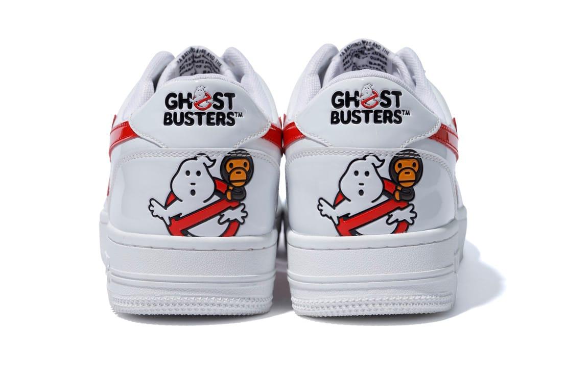 Ghostbusters x BAPE 35th Anniversary
