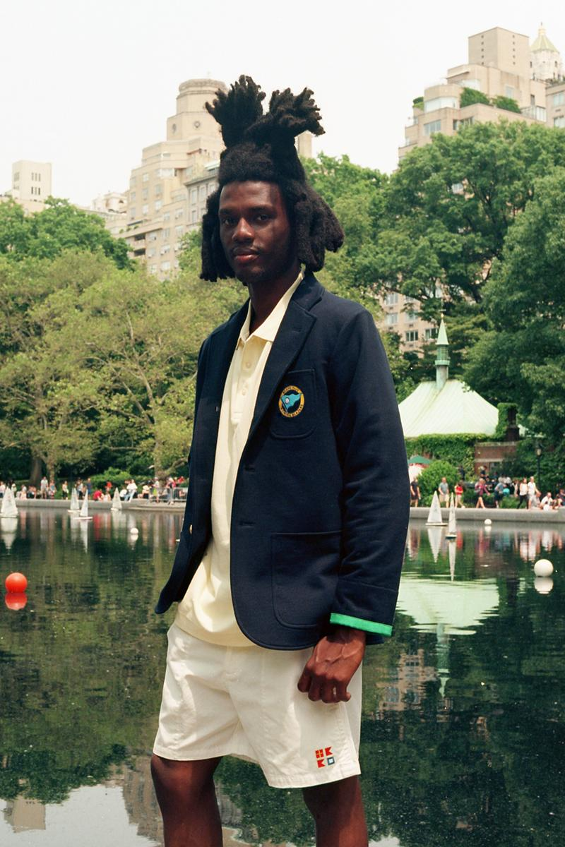 beams rowing blazers collaboration capsule collection spring summer 2019