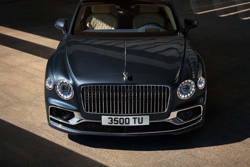 Bentley Third Generation Flying Spur Grand Tourer W12 Engine 8-speed dual clutch transmission 626 horsepower 207 mph all wheeler