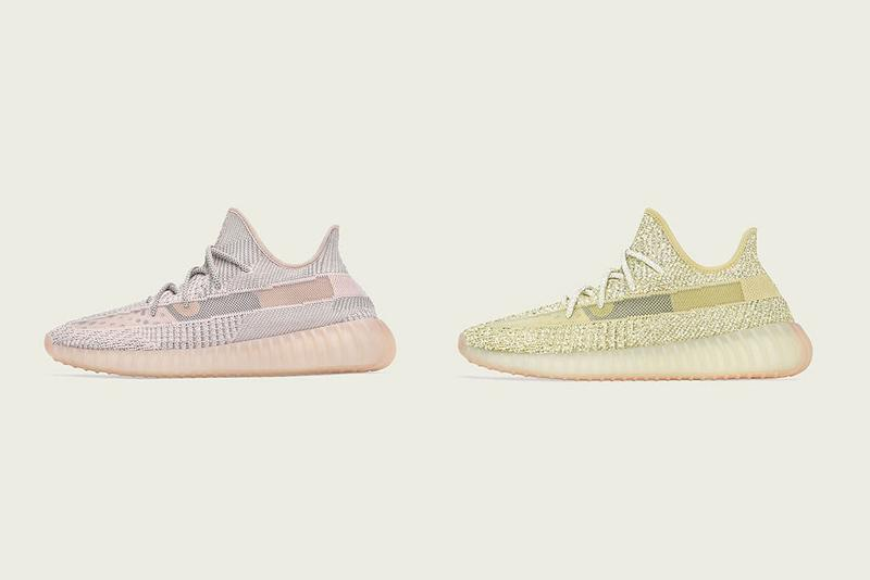 "Best Sneaker Releases: June 2019 Week 3 adidas originals kanye west yeezy boost adidas YEEZY BOOST 350 V2 ""Synth"" & ""Antila"" in Both Reflective and Non-Reflective"