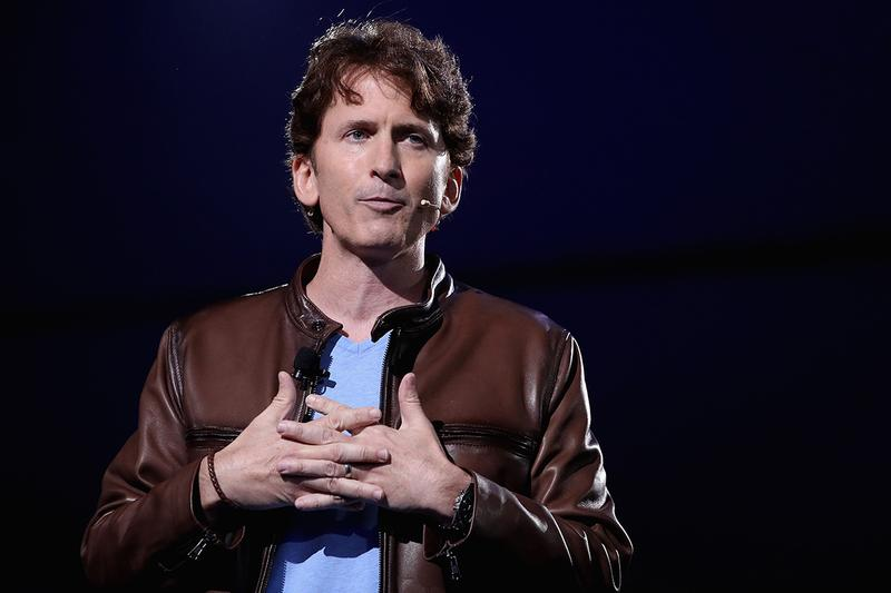 Bethesda Elder Scrolls VI to Last 10 Years todd howard gaming designer director skyrim playable playability decade next generation video games