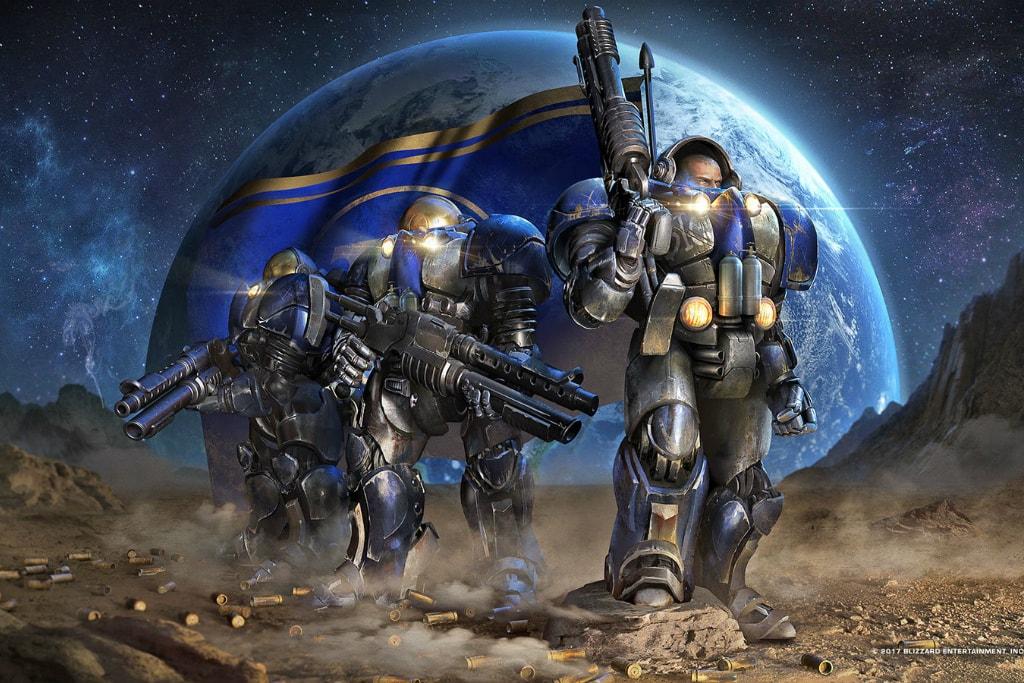 Blizzard Cancels Starcraft FPS for Diablo 4, Overwatch 2
