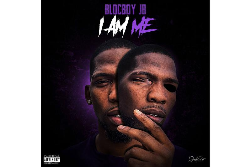 BlocBoy JB I Am Me Album LP Lil Durk Moneybagg Yo Memphis rapper hiphop Mercedes