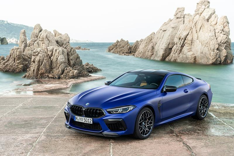 BMW M8 Coupe and Convertible Release Info cars speed racing motorsports germany german engineering all wheel drive horsepower torque
