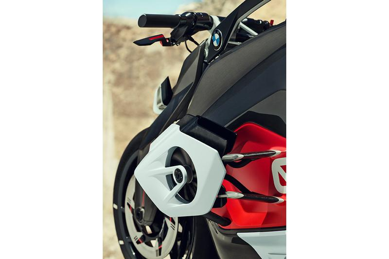 BMW Motorrad Vision DC Roadster Electric Boxer Engine 2-Cylinder Heritage Motorbike German Automotive Classic Design Rider First Look Images Concept