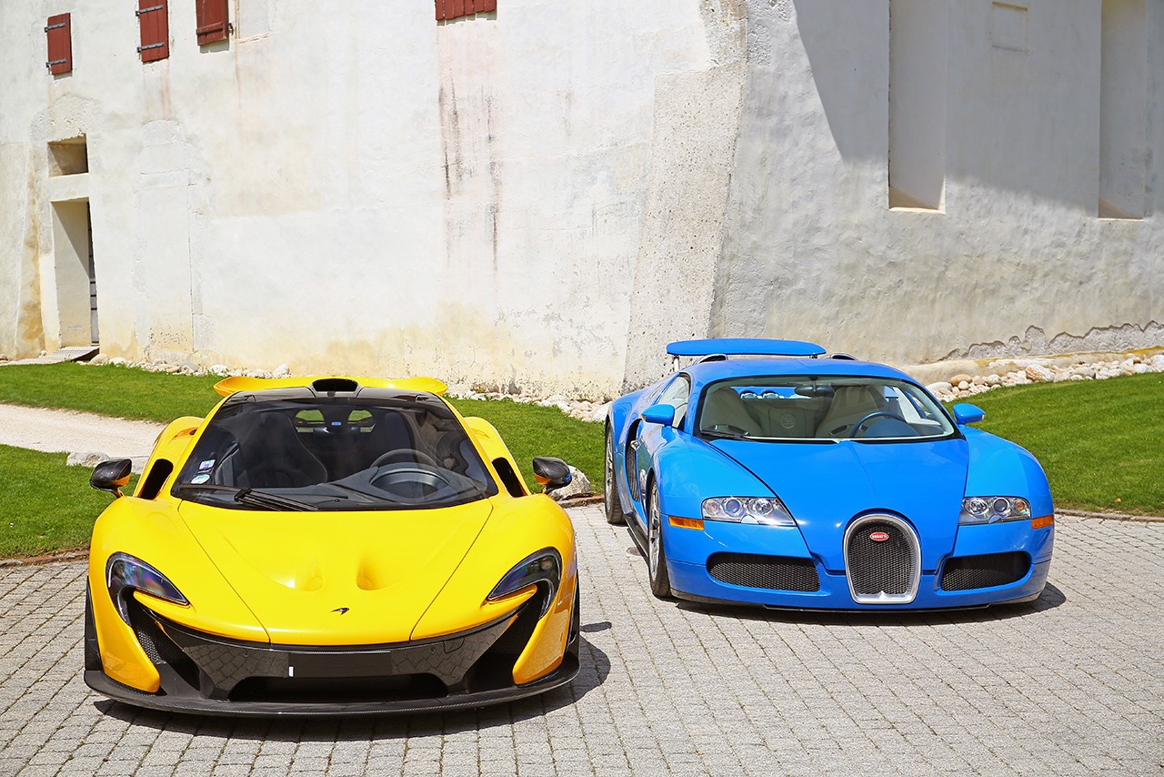 Bonhams Announces $13M USD Geneva Supercar Auction