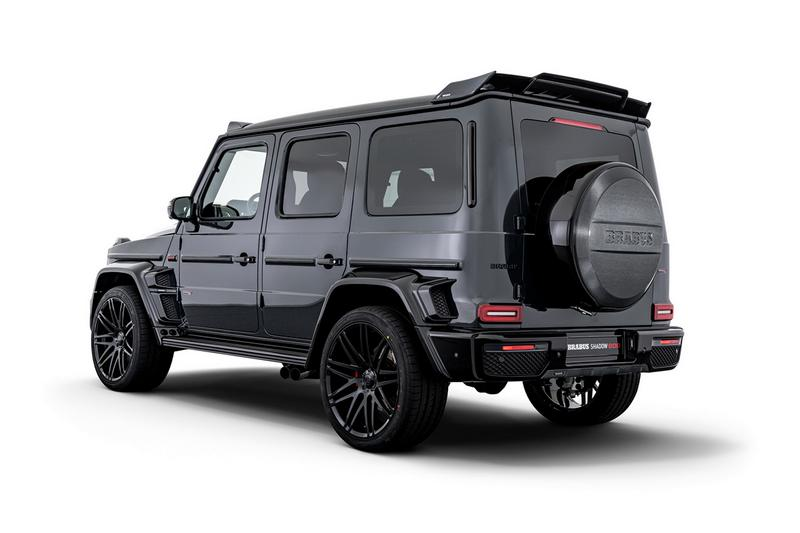 """Brabus 800 """"Black Ops"""" """"Shadow"""" Mercedes-Benz G 63 AMG Supercar Truck G-Wagon Official Custom Tuning Bodykit Limited Edition 1,000 Nm torque Top Marques Monaco 2019"""