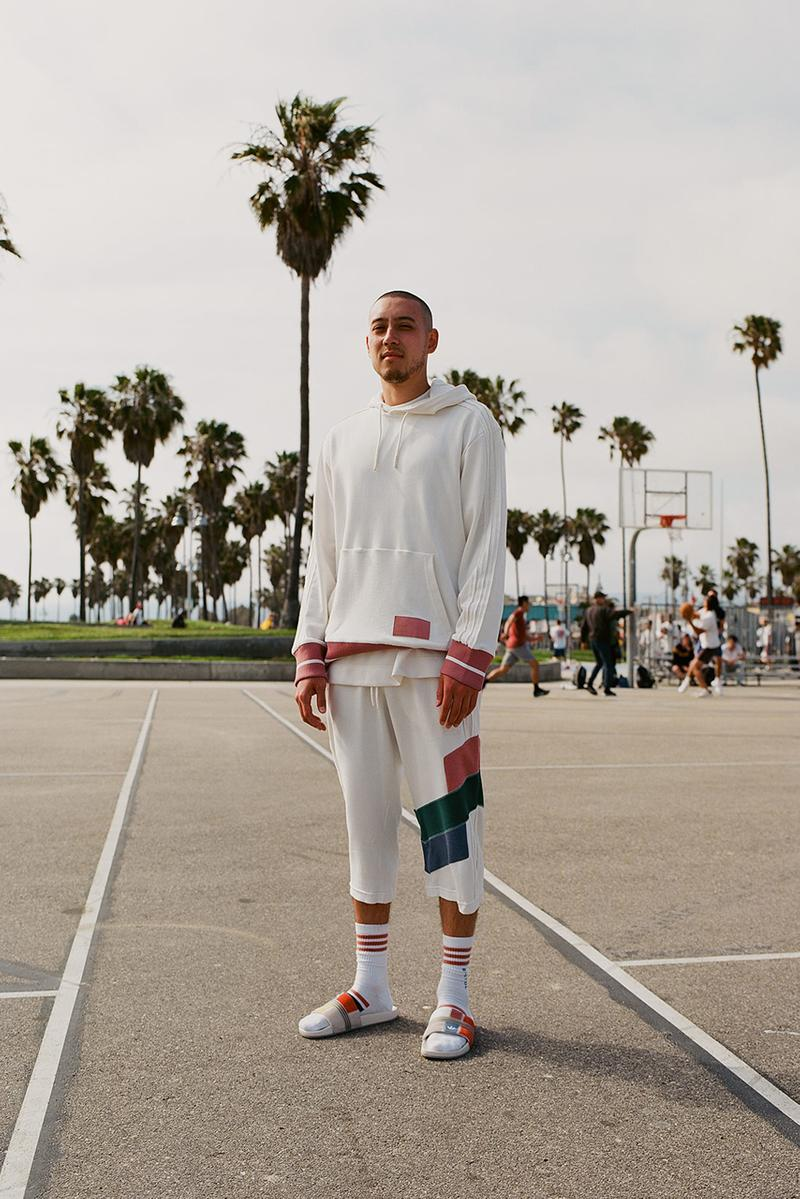 bristol studio adidas originals spring summer 2019 collection collaboration release venice beach luke tadashi