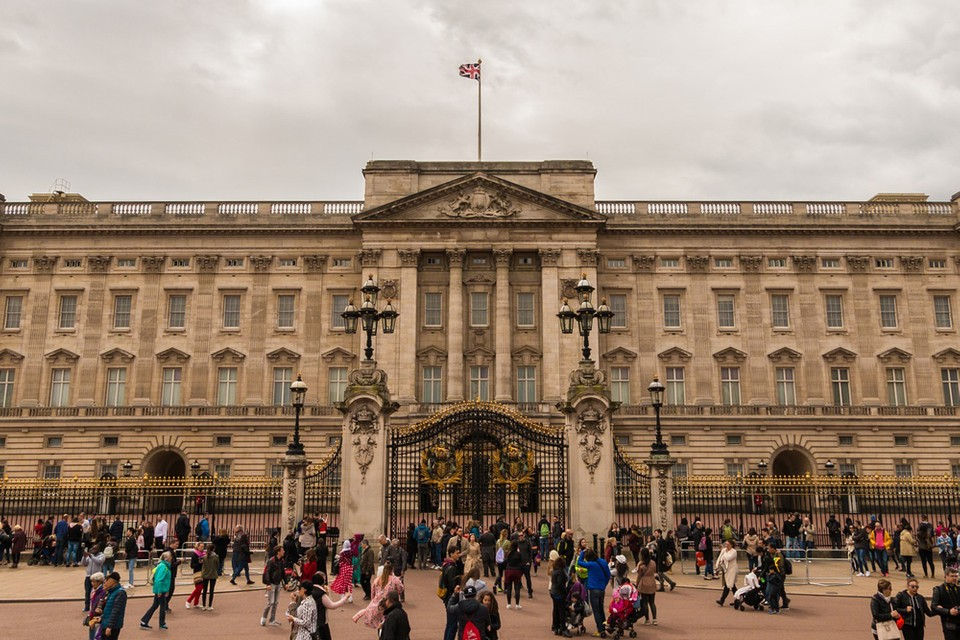 Buckingham Palace Has Opened a Leonardo da Vinci Escape Room