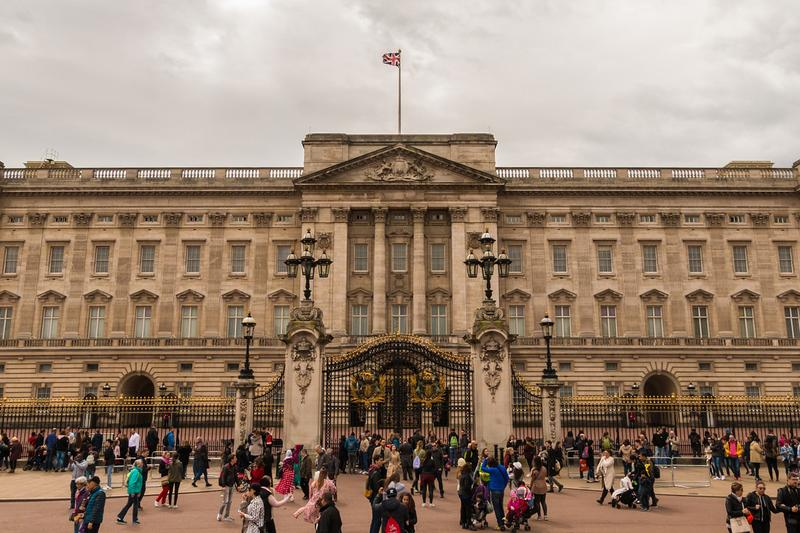 buckingham palace london leonardo da vinci escape room