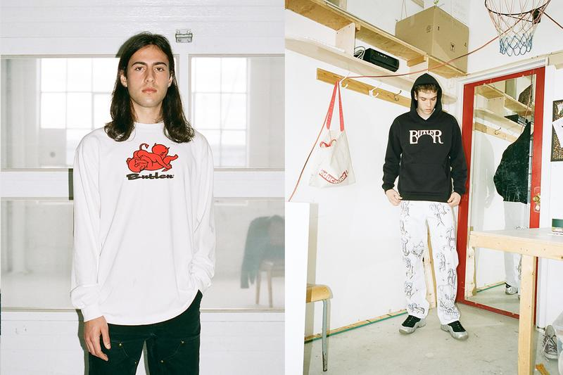 Butler Spring 2019 Collection Lookbook drop date price release info spring/summer 2019 ss19 t-shirts hoodies pants hats accessories