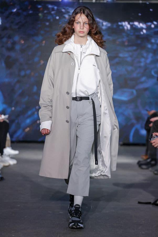 C2H4 Spring/Summer 2020 SS20 London Fashion Week Men's LFWM runways los angeles