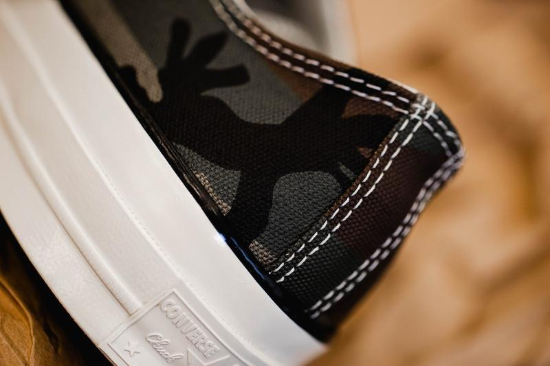 Carhartt WIP Converse Chuck 70 Closer Look canvas shoes sneakers footwear
