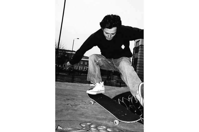 PLACE Skateboard Culture Carhartt WIP 'I'm Getting Cowboy Boots Soon' Art Book 600 Page Publication Limited Edition Photography 'Absolutely No Selection' Matlok Bennett-Jones CWIP Skater