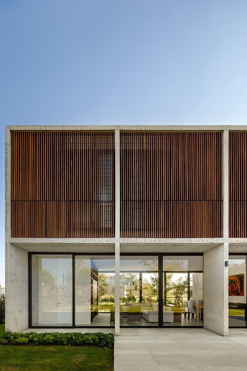 Casa Campanario Combines Mexico's Vast Nature With Brutalist Minimalistic Design