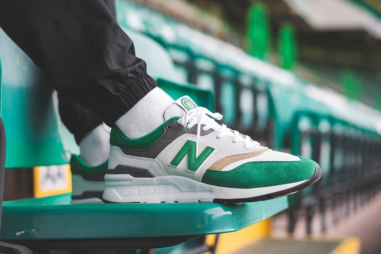 Celtic Football Club x New Balance 997H