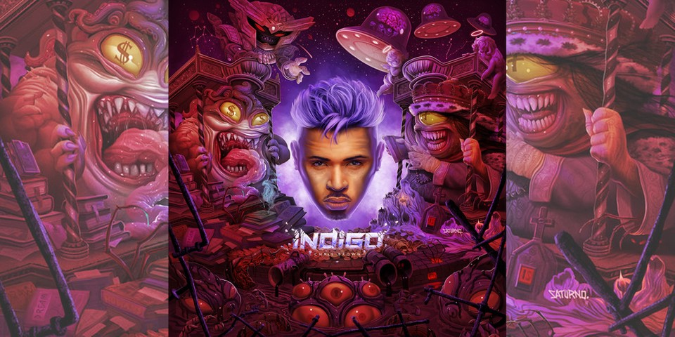 Chris Brown 'Indigo' Album Stream | HYPEBEAST