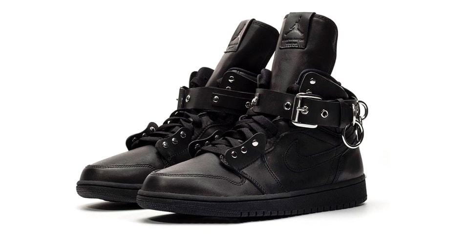 najlepszy fantastyczne oszczędności więcej zdjęć COMME des GARÇONS x Air Jordan 1 Another Look | HYPEBEAST