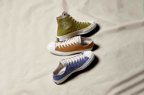 """Converse Introduces Sustainable """"Renew Initiative"""" With Chuck Taylor Pack"""