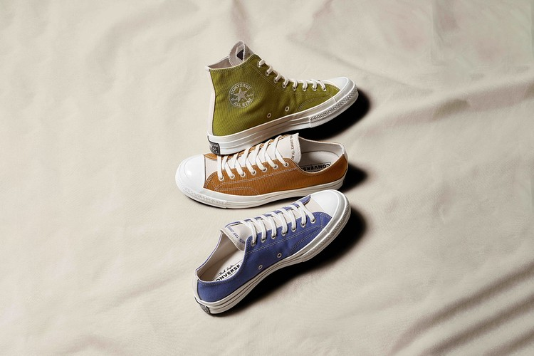 reputable site 078db abd87 Converse Introduces Sustainable