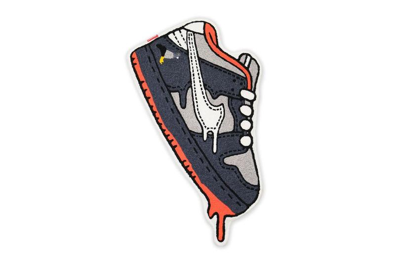 Copaze Turns jeffstaple's Pigeon SB Dunk Into Car Fresheners and Rugs