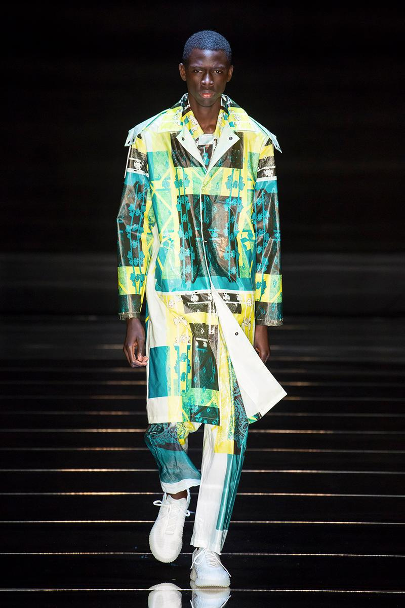 craig green lfwm spring summer 2020 london fashion week mens ss20 adidas originals kamanda first look grenson collaboration