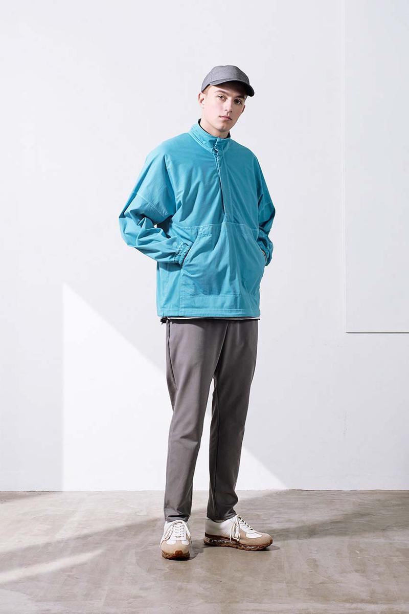 Curly Spring/Summer 2020 Collection Lookbook japan co ss20 the weft