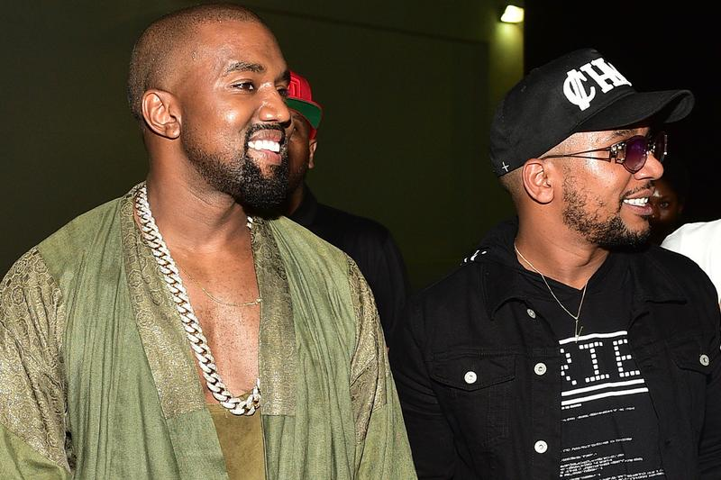 CyHi the Prynce Kanye West Collaboration Announcement yeezy GOOD Music