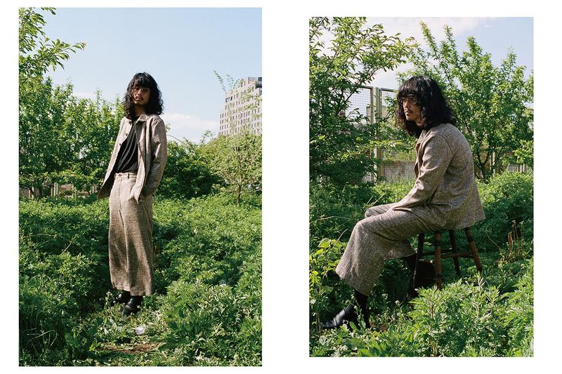 Dsecond Spring/Summer 2019 Collection Lookbooks ss19 d2 design studio kazuya kubo