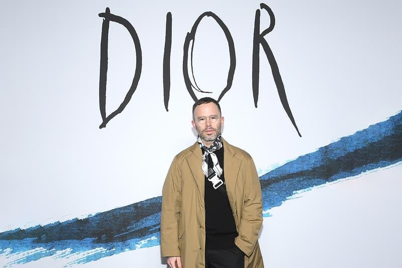 Daniel Arsham Dior Paris Fashion Week Men's 2020 Set Design Kim Jones Creative Director Menswear Collection WWD Interview Exclusive Future Relic Clock Fictional Archeology