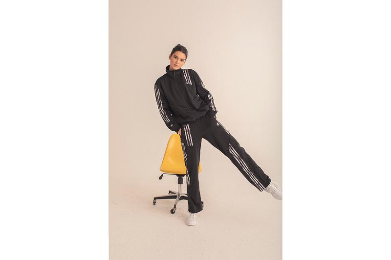 Daniëlle Cathari adidas Originals Fourth Collection Fall/Winter 2019 FW19 Kendall Jenner Campaign Imagery Three Stripes Reworked Hyper Feminine Masculine Unisex