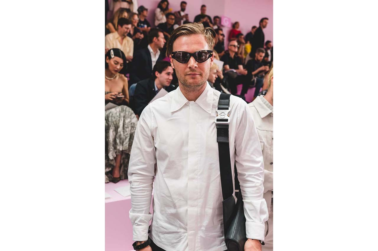 ディオール dior 春夏コレクション Spring/Summer 2020 Runway Collection at PFW パリ ファッションウィーク paris fashion week mens ss20 kim jones daniel arsham artist collaboration alyx studio matthew m william yoon jewelry backstage closer look menswear