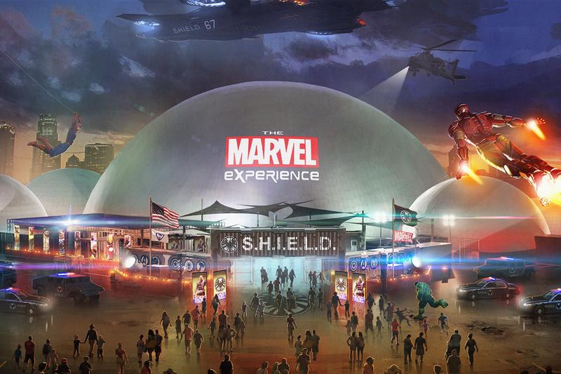Disney Continuing Theme Park Expansion With Marvel Land avengers star wars galaxy's edge disneyland marvel cinematic universe a bugs life California