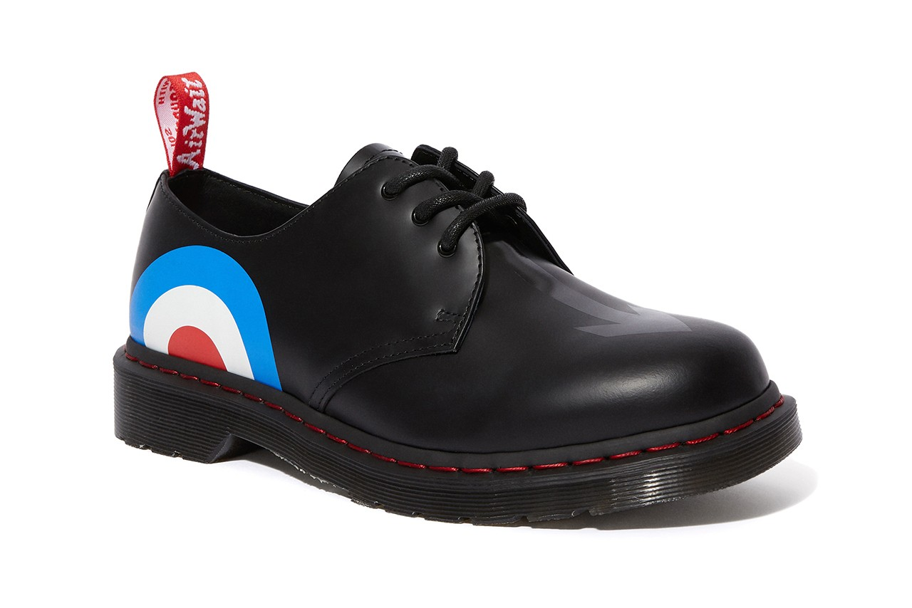 The Who x Dr. Martens Fall/Winter 2019