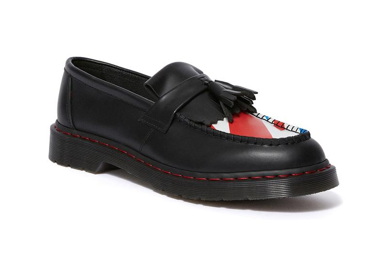 The Who Fall/Winter 2019 Dr. Martens 1460 1461 Boot Shoe Adrian Loafer release information footwear details buy cop purchase