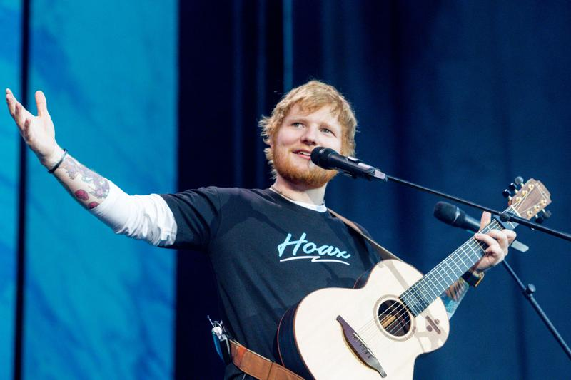 Ed Sheeran Taps Travis Scott, Cardi B, Justin Bieber, Eminem & More for Upcoming 'No.6 Collaborations Project'