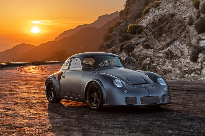 Emory Motorsports Builds New Outlaw Porsche 356 RSR