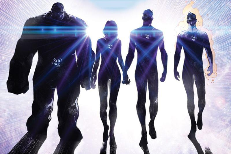 'Fantastic Four' MCU Reboot Rumored for 2022 marvel cinematic universe marvel comics Invisible Woman, Mister Fantastic, the Thing, and the Human Torch