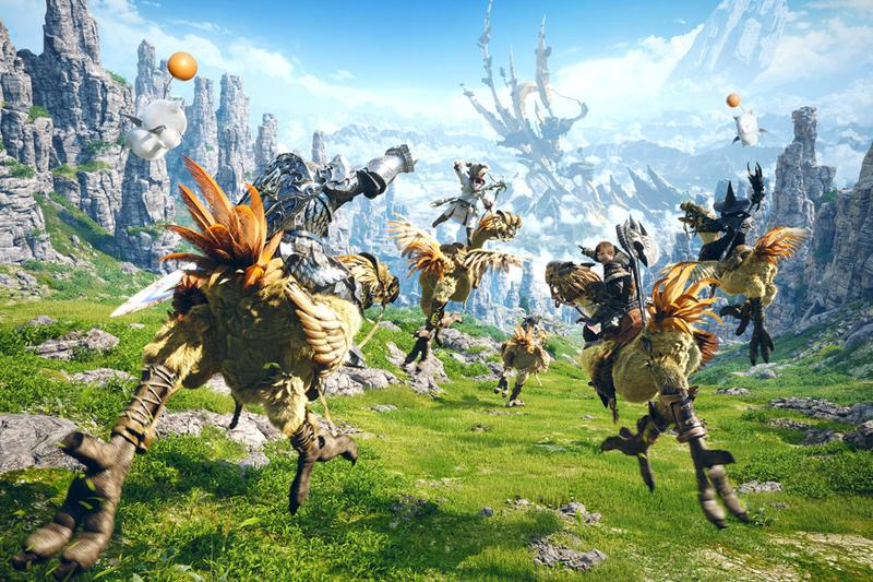 Final Fantasy XIV Live-Action TV Show Series Final Fantasy 14 Shadowbringers