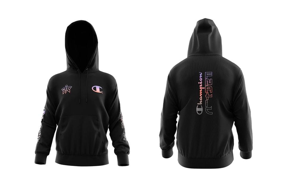 ogromny wybór wybór premium kody kuponów Fnatic x Champion Hoodie Release on Twitch | HYPEBEAST