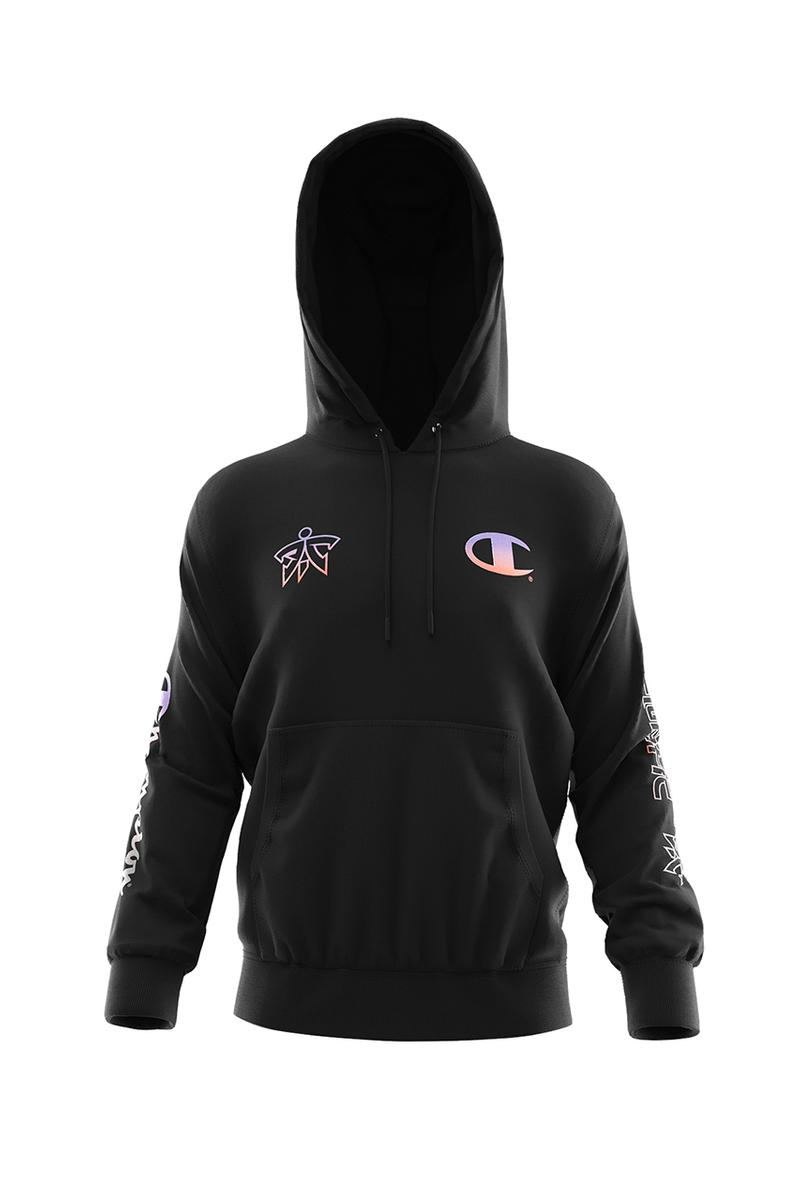 Fnatic x Champion Gamify Exclusive Hoodie Drop Twitch Worldwide Release Hackerloop Aim Style Expansion Game Hand Eye Coordination Best Score Online