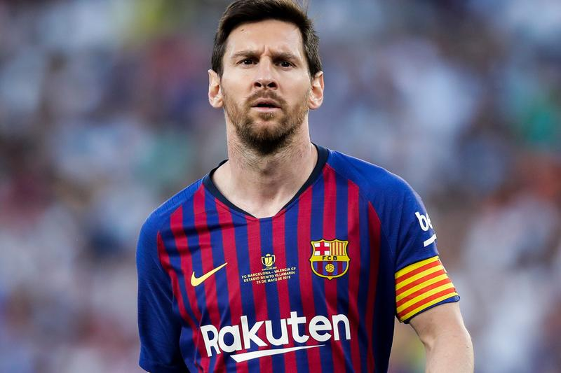 Forbes The World's Highest-Paid Athletes 2019 Lionel Messi  Cristiano Ronaldo Neymar Canelo Alvarez Roger Federer Russell Wilson Aaron Rodgers LeBron James Steph Curry Kevin Durant
