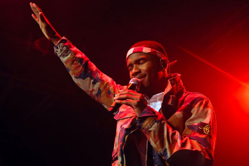 Frank Ocean Talks Def Jam Split, 'Channel Orange' | HYPEBEAST