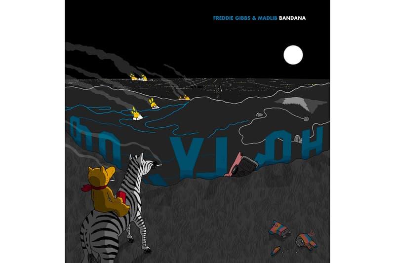 Freddie Gibbs Madlib Bandana Album Stream New Track Song 2019